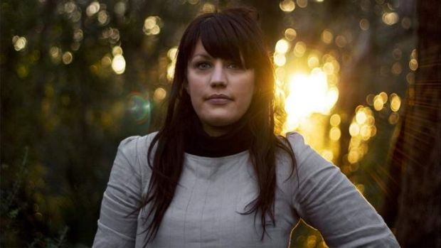 Sarah Humphries plays at the Front Gallery and Cafe on February 22.