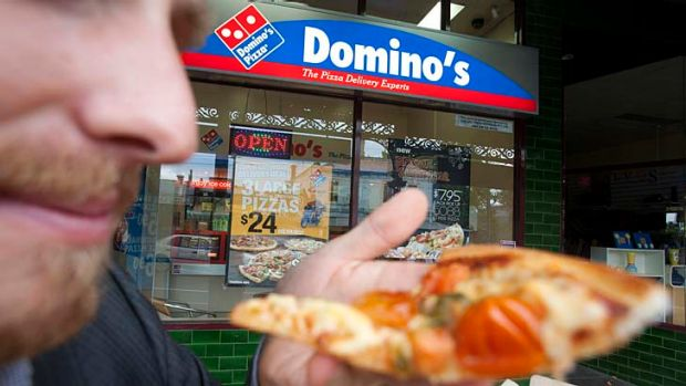 Game changer? Domino's adds new toppings.