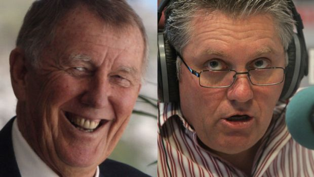 No comment … John Singleton and Ray Hadley.