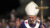 Pope justifies resignation to faithful (Video Thumbnail)