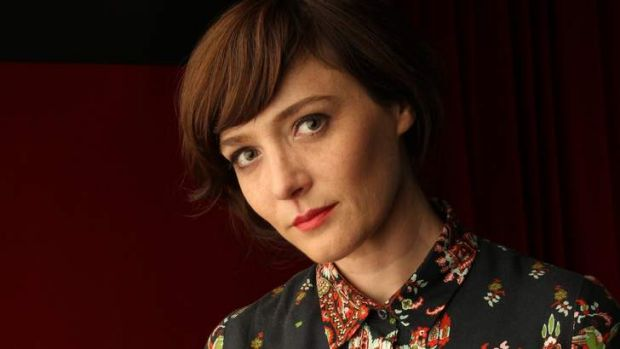 "Strings theory … Sarah Blasko opted for orchestral instruments to give her music a ""bigger and lusher"" sound."