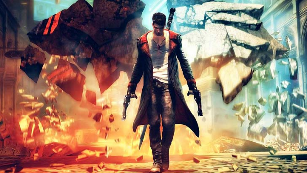 Revamped ... <em>DmC: Devil May Cry</em>.