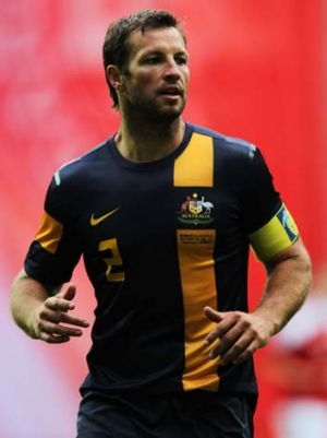 Prime pick ... Lucas Neill is looking for a new club.