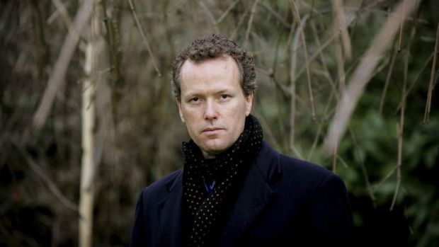 Past master … Edward St Aubyn refuses to comment on his novels' content. ''It can sound like a therapeutic sound ...