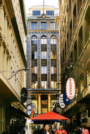 Majorca House, Flinders Lane.