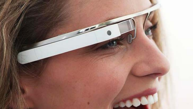 Prototype ... Google's Project Glass.