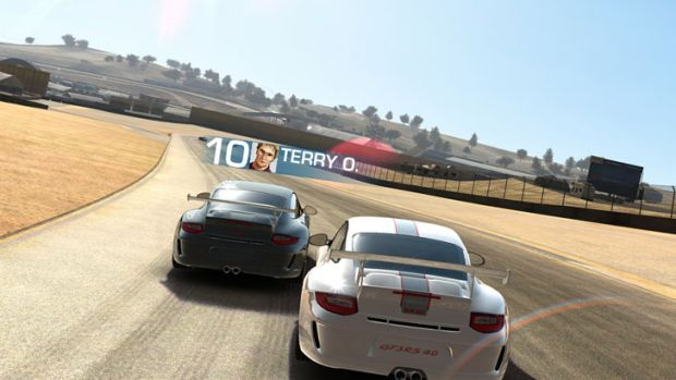 FireMonkey's Real Racing 3 for iOS and Android.