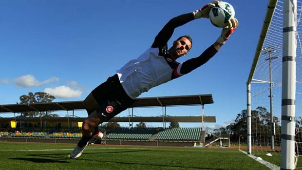 Good move … Ante Covic is having a great season.
