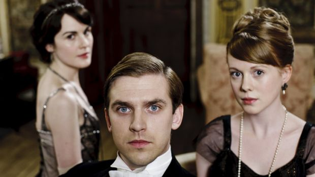 <i>Downton Abbey's</i> narrative is 'unabashedly silly, with gaping plot holes'.