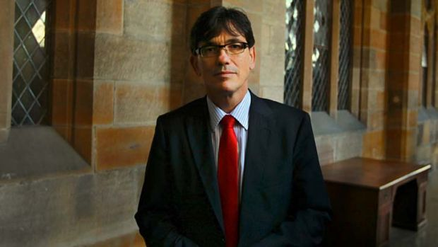 "An ""unharmonious"" split ... rector Michael Bongers has parted company with St John's College at the University of Sydney."