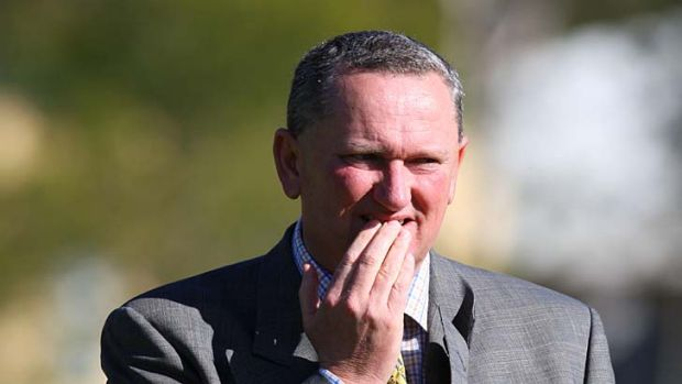 Director of the closed clinic ... Stephen Dank.