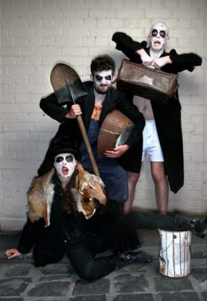 The DIG Collective will perform on stages rolling from Flinders Street to the NGV.