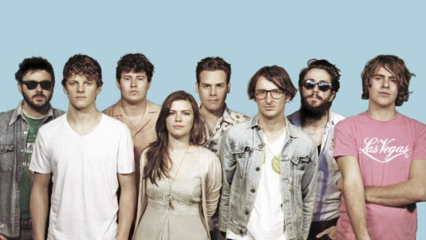 Eagle and the Worm will perform at the 'Theatre of Dreams'.