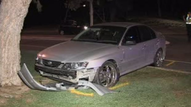 Police say many car accidents involve drivers who've taken drugs