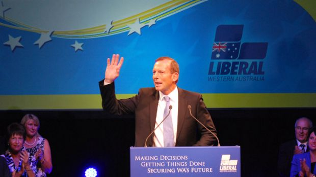 Tony Abbott said the primary focus on transport funding would be roads should he become Prime Minister.