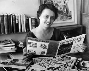 Phenomenon … Marilyn Stacy wrote the Australian Children's Dictionary, which was reprinted many times.
