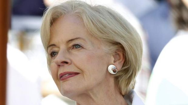 Governor-General Quentin Bryce.