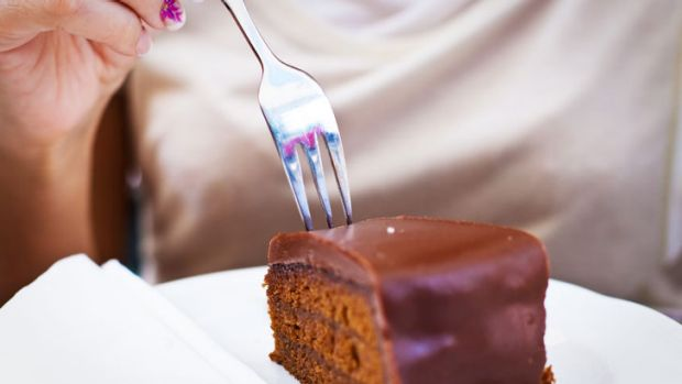 Should you be eating that? Keeping a food diary helps dieters take control over what they eat.