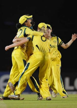 "''Everyone who watches women's cricket is surprised"" ... Sthalekar."