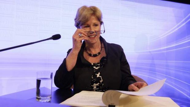 Greens leader Senator Christine Milne says Labor has ended the alliance with the Greens.