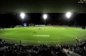 The lights at Manuka could host a different gathering.