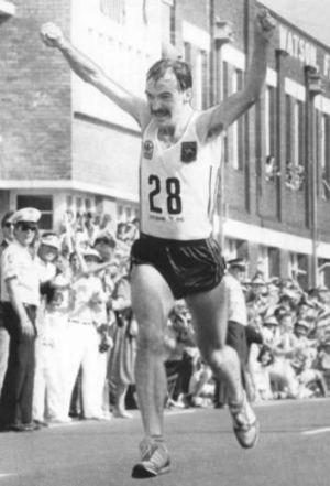 Athletics legend Robert de Castella is disappointed with the recent AIS announcements.