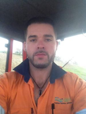 Corey Barker was allegedly bashed by five police at Ballina Police Station in 2011.