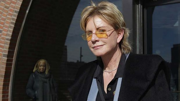 $49.4m win … for writer Patricia Cornwell.