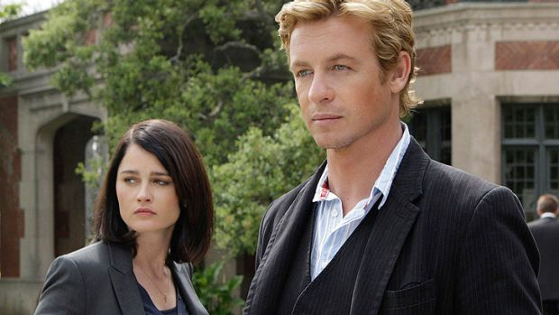 <i>The Mentalist</i>, starring Australia's Simon Baker (right), has shed viewers in the US this season.