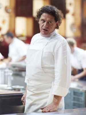 Marco Pierre White deserves better ratings.