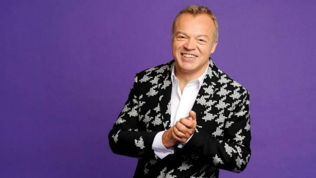 Graham Norton is ubiquitous in Britain but Australians are catching on, with <i>The Graham Norton Show</i> gaining a ...