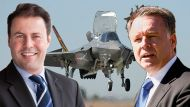 Air Force 'interference' on JSF (Video Thumbnail)