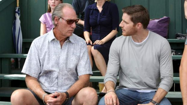 The <i>Parenthood</i> clan gathers to witness the healing powers of baseball.