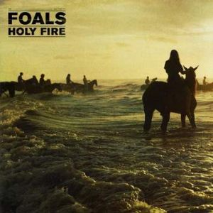 Foals' <i>Holy Fire</i>.