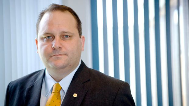 LNP member for Redcliffe Scott Driscoll.