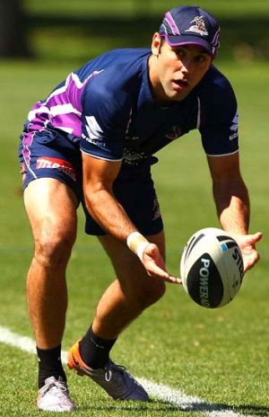 Opposition … Cameron Smith.