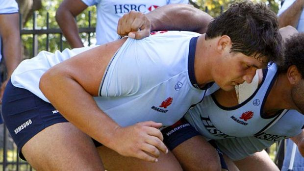 """In the shadows ... """"Tilse has been overlooked over the years in favour of  Test-capped teammates""""."""