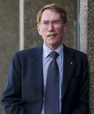 ANU Vice Chancellor Professor Ian Young.