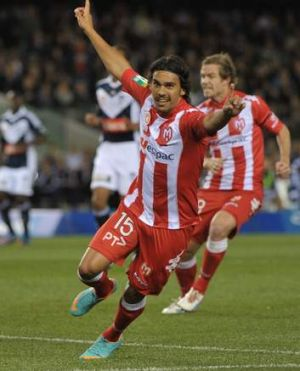 'The players have to regroup and find the answer to the problem' says Melbourne Heart's David Willams.