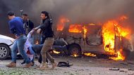 Car bomb kills over fifty in Damascus (Video Thumbnail)