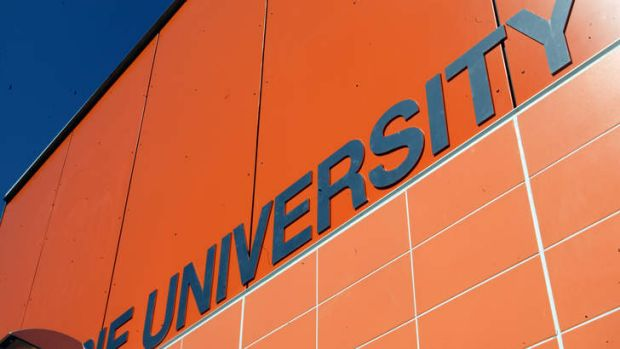 A female student was allegedly assaulted while sleeping in her Macquarie University accommodation.