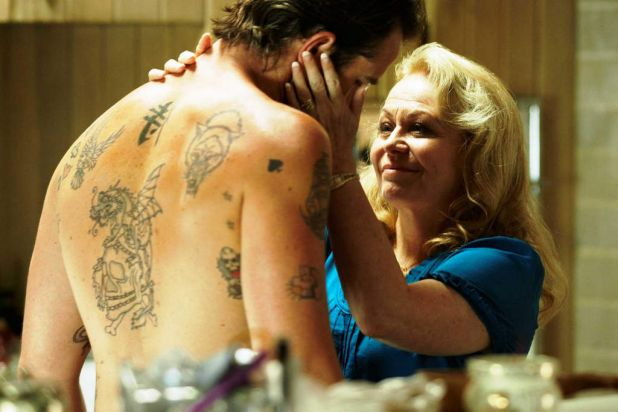 Jacki Weaver as Janine ?Smurf? Cody in Animal Kingdom.