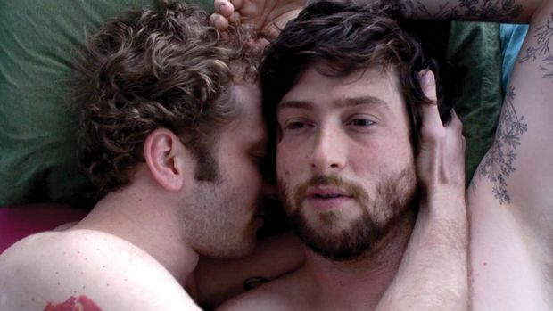 Too sexually explicit: Gay film <i>I Want Your Love</i> has been banned from screening at film festivals in Australia by ...