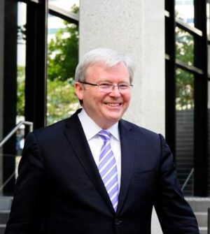 'Rudd's statements to the contrary are pure sophistry.'