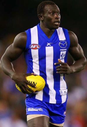 Majak Daw's come a long way.