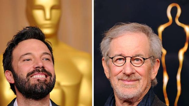 Oscars duel ... best picture should be between Ben Affleck's 'Argo' and  Steven Spielberg's 'Lincoln.'