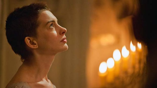 Anne Hathaway's prayers for a supporting actress Academy Award should soon be answered.