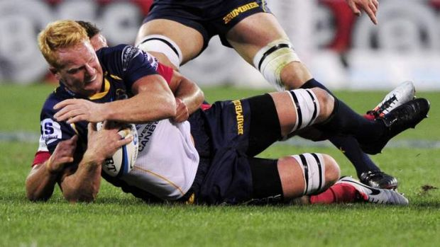 Brumbies player Peter Kimlin will join French club Grenoble.