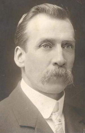 William Johnson was concerned for the fate of polar bears in Dalgety.