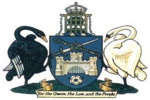 The ACT's coat of arms.